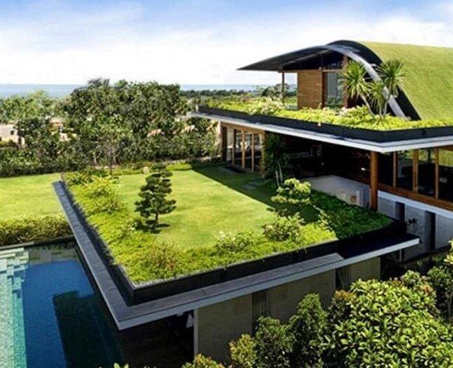 la construcción sostenible