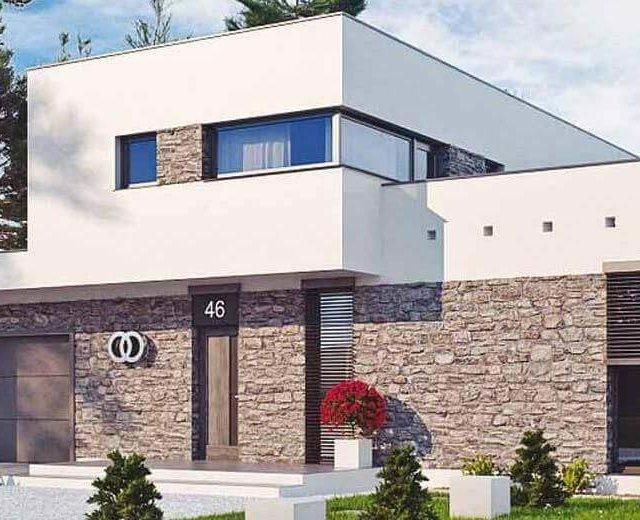 Nuevo concepto de casas residenciales