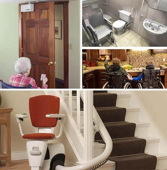 Reformas viviendas personas discapacitadas Tenerife