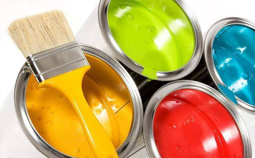 Pinturas de exterior e interior sin mantenimiento