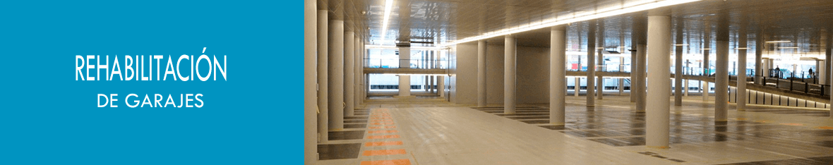 Rehabilitación de Garajes Tenerife