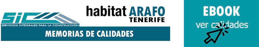 CASAS ADOSADAS ARAFO